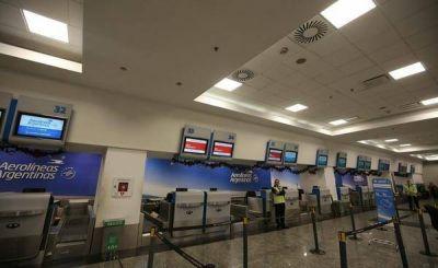 El paro del martes también afectará a los vuelos