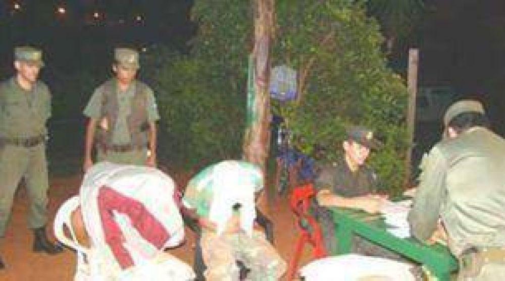 El combate diario de Gendarmería contra la cocaína en Salta