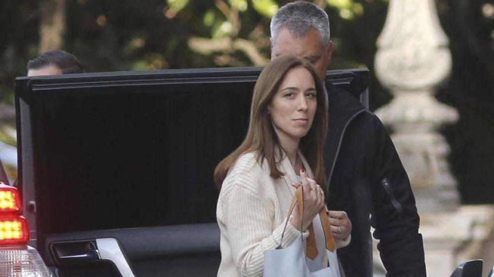 Vidal no habla de 2019, pero en La Plata ya hacen cálculos