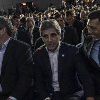 Caputo amagó con renunciar, muy enfrentado con el FMI