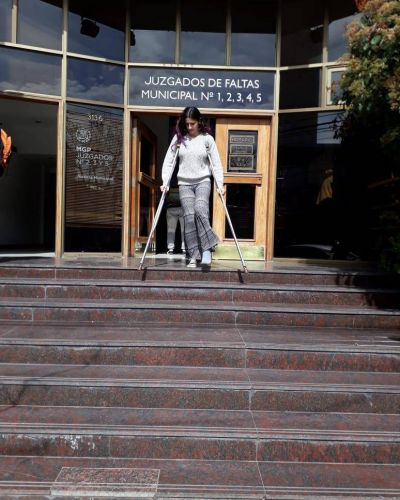 Denuncian graves irregularidades en los Juzgados Municipales de Faltas