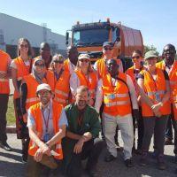 OSSE tomo parte en Austria de taller internacional sobre compostaje