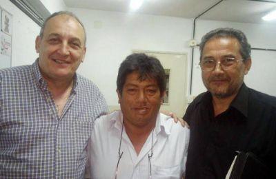 """Adrián Silva (APDFA) : """"El acto en Ferro es altamente positivo y esperanzador"""""""