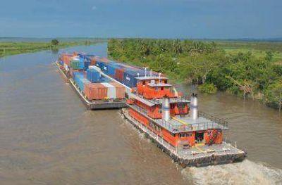 Informe de Navegabilidad del Río Magdalena