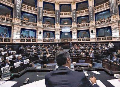 Vidal apunta a la Legislatura y le pide un achique de gastos por $ 2 mil millones