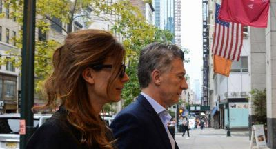 Macri ya está en EEUU para participar de cumbre de la ONU y reunirse con Trump