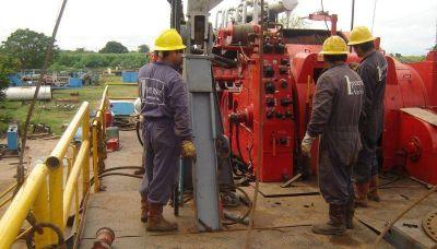 En petróleo, la provincia cayó otro 14,6%