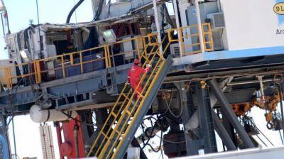 Creció la producción de petróleo y gas