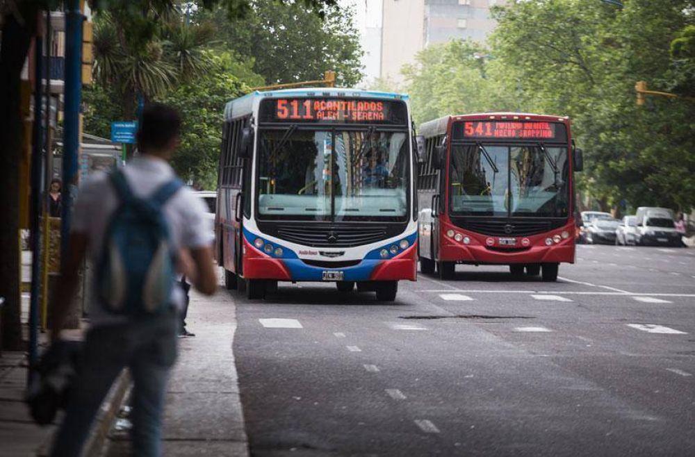 Los servicios afectados en la ciudad por los paros de la CGT y CTA