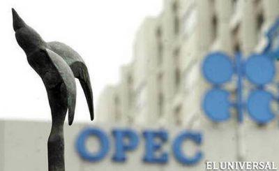 No hay acuerdo en Argel para aumentar producción de la Opep