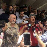Con piquetes y una movilización a Plaza de Mayo, el gremialismo combativo le muestra los dientes a Macri