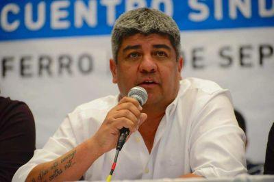 """Pablo Moyano: """"El paro del 25 va a ser de los más grandes de los últimos años"""""""