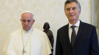 """La Iglesia y un nuevo mensaje: ahora """"hay que ayudar a Mauricio"""""""