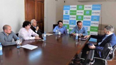 Cañuelas avanza con un proyecto de Energías Renovables