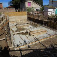 Avanza la obra de agua potable en Claromecó