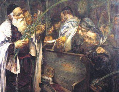 El mundo judío celebra las festividades de Sucot