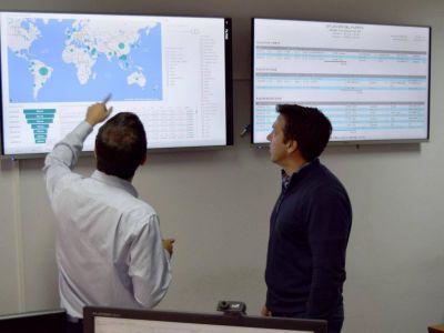 El Puerto lanzó un nuevo sistema digital de control operativo