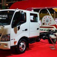 Expotransporte 2018: balance de ventas y la posible llegada del Serie 300 Híbrido, los próximos planes de Hino Argentina