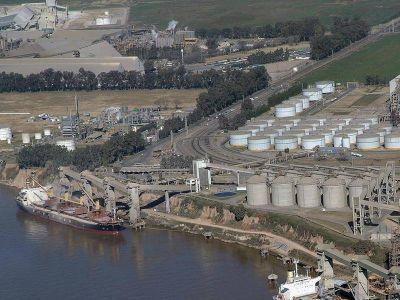 Construirán un puerto para exportar biodiesel en Entre Ríos