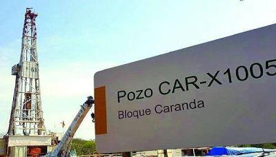 Petrobras inició perforación del pozo de Gas Caranda Profundo X1005 en Bolivia