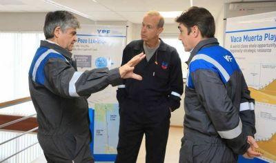 El Directorio de Chevron junto a ejecutivos de YPF visitaron el primer bloque no convencional del país en Vaca Muerta