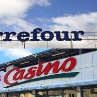 Carrefour y grupo Casino, envueltas en polémica por opción de compra en Francia
