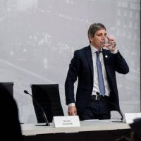 Luis Caputo renunció al Banco Central