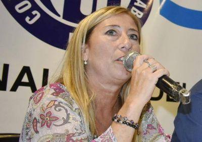 Adriana Donzelli resaltó la alta adhesión a pesar de las presiones desde el ámbito privado