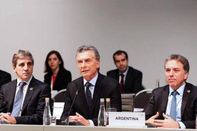 El acuerdo con el FMI precipitó la renuncia de Luis Caputo en el BCRA