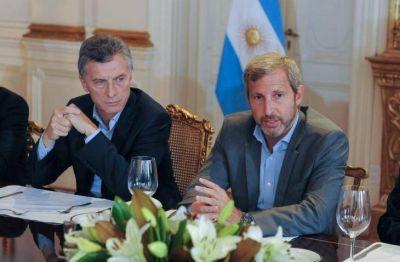A la espera del acuerdo con el FMI, asume Frigerio la discusión del Presupuesto 2019 en Diputados