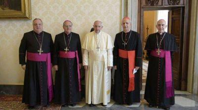 Los obispos argentinos harán la visita ad limina en mayo de 2019
