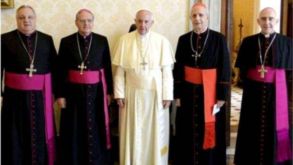 Monseñor Malfa anunció que los obispos argentinos harán la visita ad limina a Roma