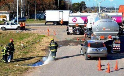 Hoy se realizará un nuevo simulacro de accidente vial
