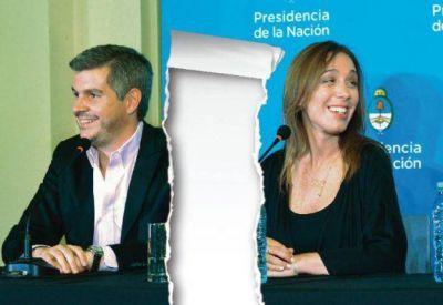 Interna Cambiemos: María Eugenia Vidal vs. Marcos Peña
