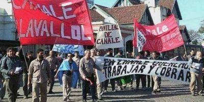 Trabajadores de Canale no descartan tomar la fábrica si la empresa se declara en quiebra