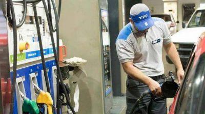 Se perfila una nueva suba en los combustibles para octubre que sería,
