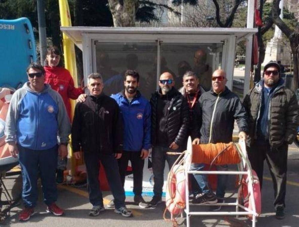 La Asociación Mutual de Guardavidas continúa en conflicto con el municipio