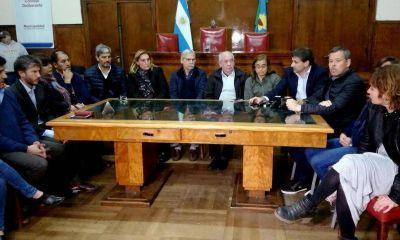 Concejo Deliberante volvió a distanciarse del gobierno de Arroyo y expresó su apoyo a los clubes