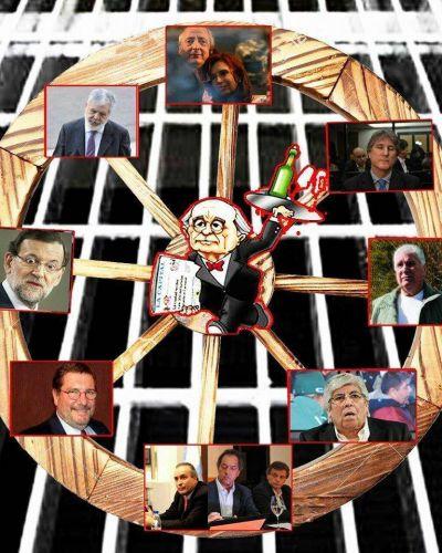 Aldrey Iglesias y la corrupción radial: todoterreno y 4×4