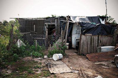La pobreza fue de 27,3% en el primer semestre y alcanza a 12 millones de personas