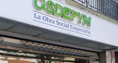 Intervienen obra social OSDEPYM por