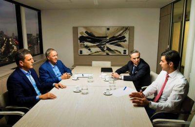 Massa, Urtubey, Pichetto y Schiaretti: la primera foto del peronismo federal como alternativa opositora