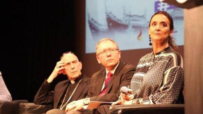 """""""Ante un mundo a favor de intereses económicos las religiones tienen un gran papel que desempeñar"""