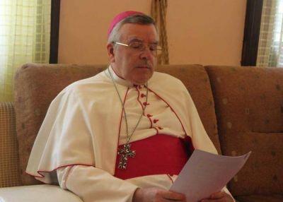 Un arzobispo argentino será nuncio apostólico en Colombia