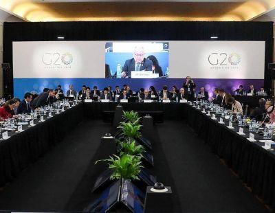 Nuevo capítulo del G-20 en Mar del Plata con la salud como tema central