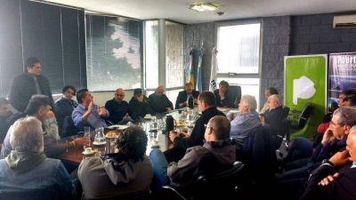 Conflicto de Estibadores: acercaron posturas tras una reunión clave en el Puerto