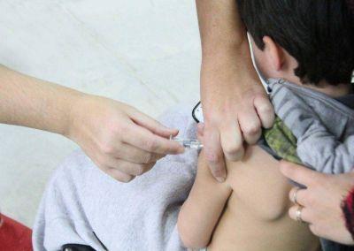 Se inicia la campaña de vacunación contra el Sarampión y la Rubéola