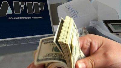 Blanqueo de capitales: la AFIP abre inspecciones ignorando el