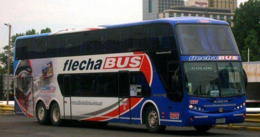 Flechabus pidió la apertura del concurso preventivo y hay dos mil empleos en riesgo