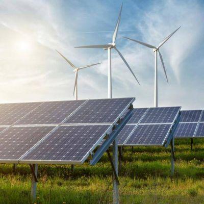 Eximen de impuestos a la fabricación de componentes para energías renovables